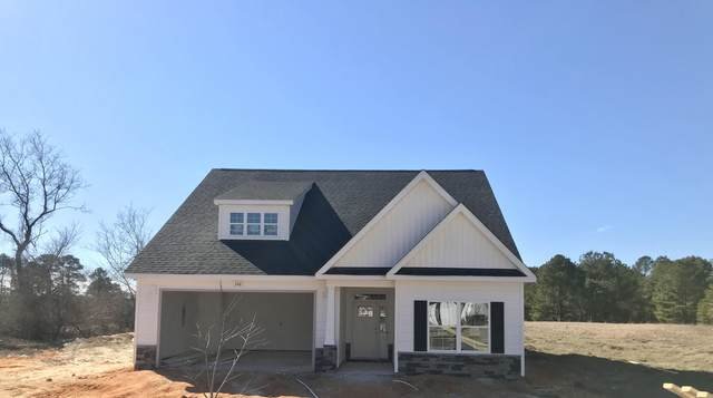 340 Pine Laurel Drive, Carthage, NC 28327 (MLS #202595) :: Pines Sotheby's International Realty