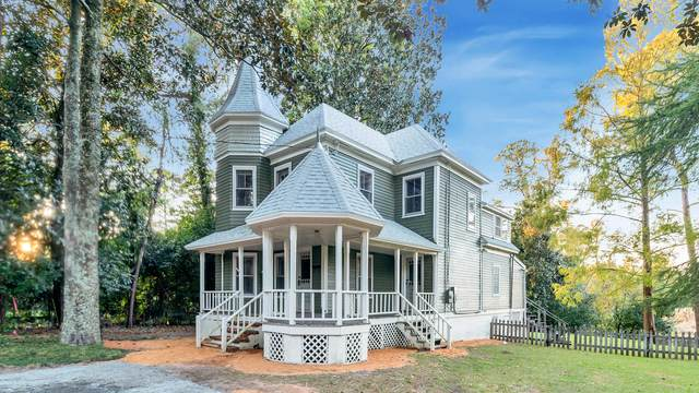 580 Kensington Road, Southern Pines, NC 28387 (MLS #203392) :: On Point Realty