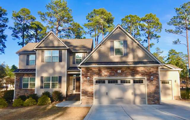 160 Cone Circle, Southern Pines, NC 28387 (MLS #203704) :: Pines Sotheby's International Realty