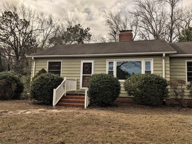 540 E Delaware Avenue, Southern Pines, NC 28387 (MLS #203928) :: Pines Sotheby's International Realty