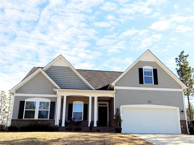 1235 Whitney Drive, Aberdeen, NC 28315 (MLS #203992) :: Pinnock Real Estate & Relocation Services, Inc.