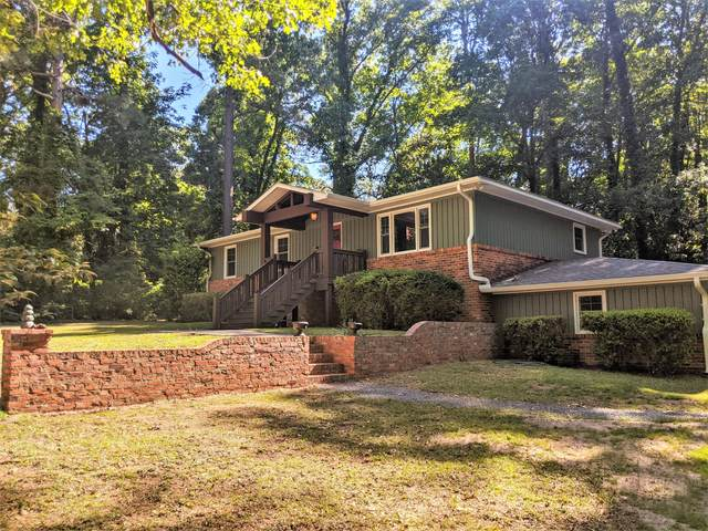 105 Riding Lane, Southern Pines, NC 28387 (MLS #205747) :: Pines Sotheby's International Realty