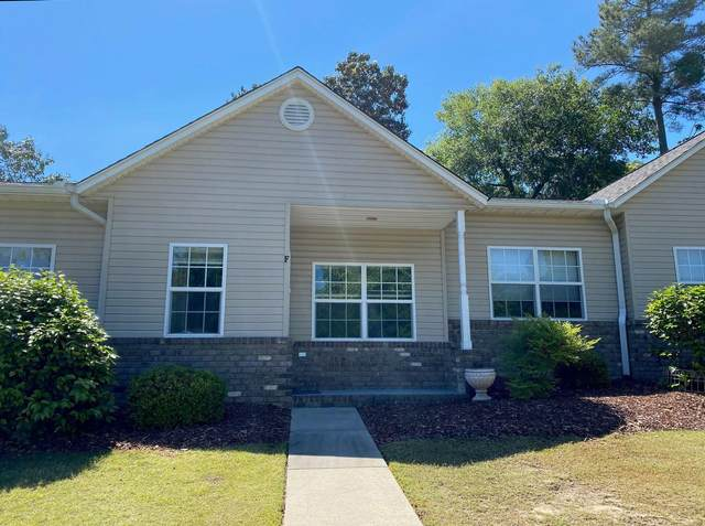 101 E Rhode Avenue, Southern Pines, NC 28387 (MLS #206041) :: EXIT Realty Preferred