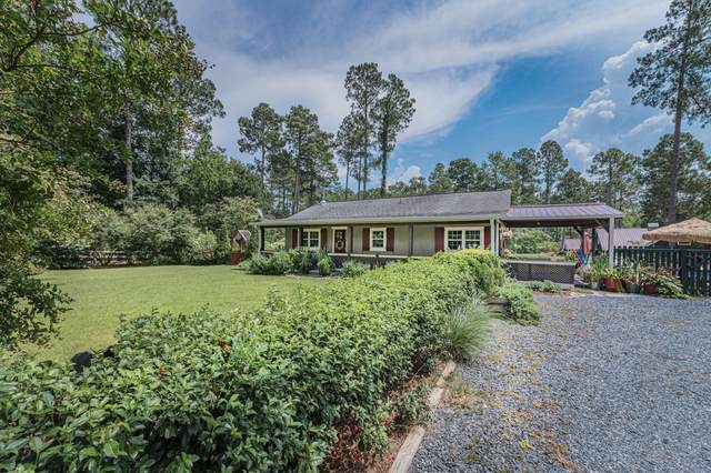 1493 Reservation Road, Aberdeen, NC 28315 (MLS #207235) :: Pinnock Real Estate & Relocation Services, Inc.