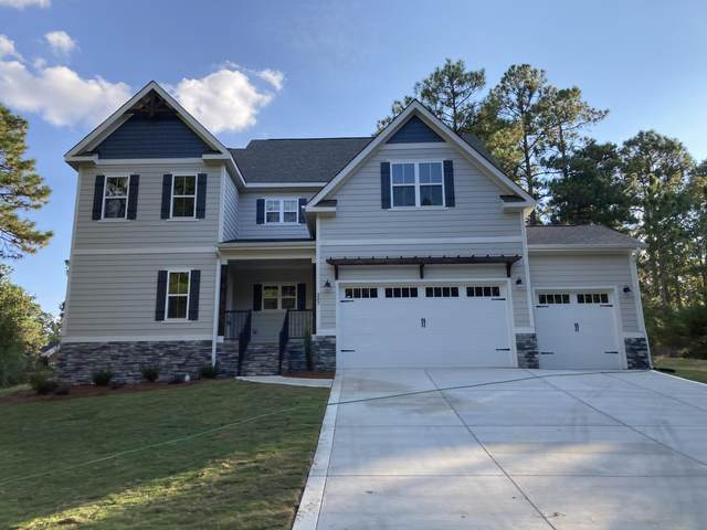 207 Juniper Creek Boulevard, Pinehurst, NC 28374 (MLS #207586) :: Pinnock Real Estate & Relocation Services, Inc.