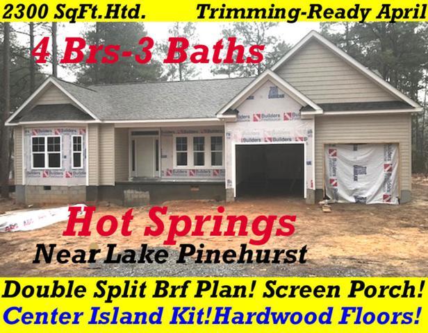 195 Forest Lane, Pinehurst, NC 28374 (MLS #185521) :: Weichert, Realtors - Town & Country