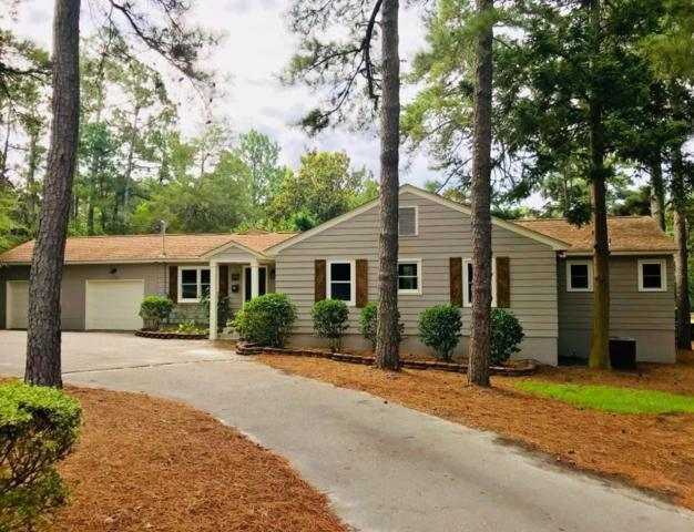 705 S Ridge Street, Southern Pines, NC 28387 (MLS #189255) :: Weichert, Realtors - Town & Country