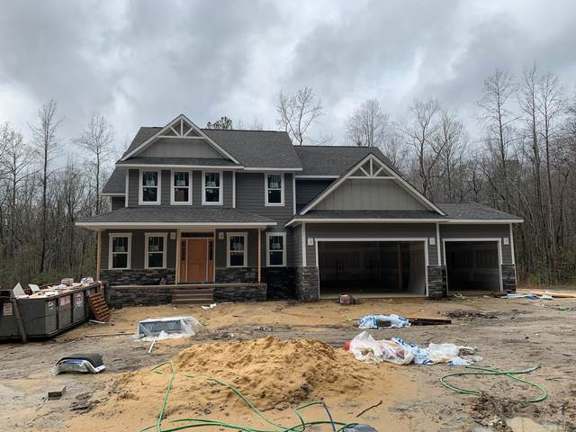 240 Heather Lane, Southern Pines, NC 28387 (MLS #195545) :: Pinnock Real Estate & Relocation Services, Inc.