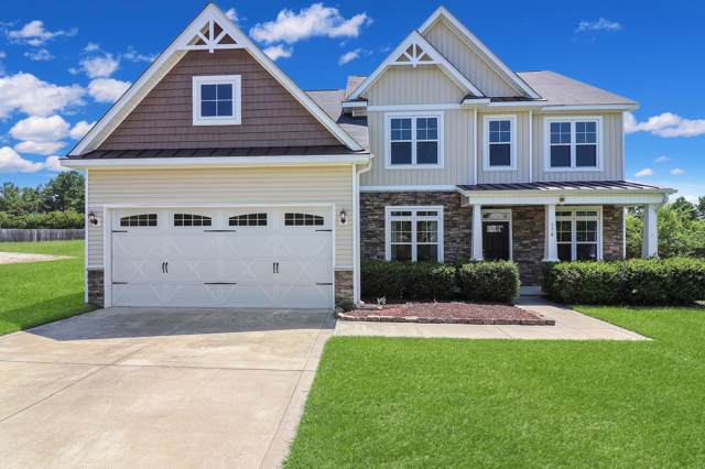 178 N Prince Henry Way, Cameron, NC 28326 (MLS #195612) :: Pinnock Real Estate & Relocation Services, Inc.