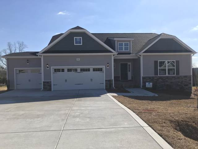 202 Enfileld Drive, Carthage, NC 28327 (MLS #195785) :: Pinnock Real Estate & Relocation Services, Inc.