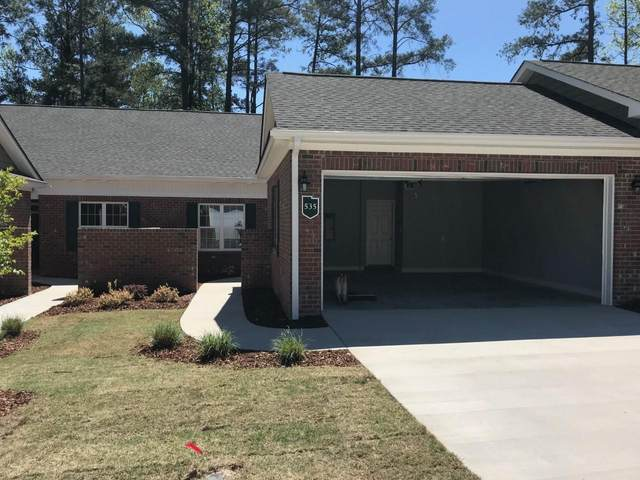 535 Lighthorse Circle, Aberdeen, NC 28315 (MLS #198943) :: Pinnock Real Estate & Relocation Services, Inc.