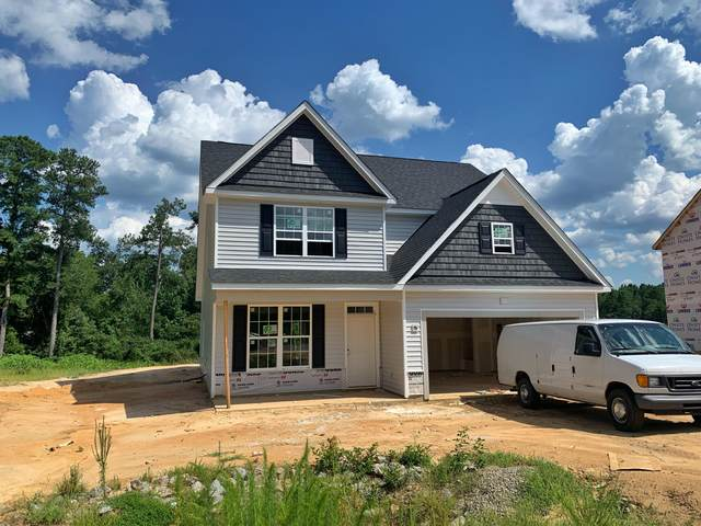 205 Forester Drive, Vass, NC 28394 (MLS #200944) :: Pinnock Real Estate & Relocation Services, Inc.