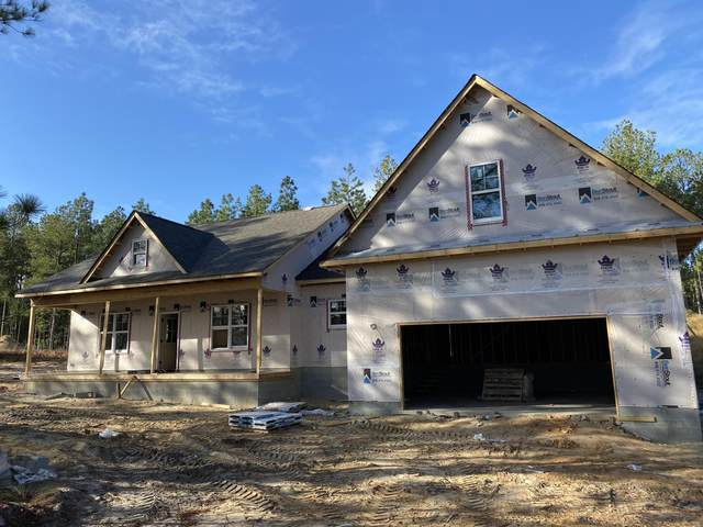 465 Gretchen Road, West End, NC 27376 (MLS #201068) :: On Point Realty