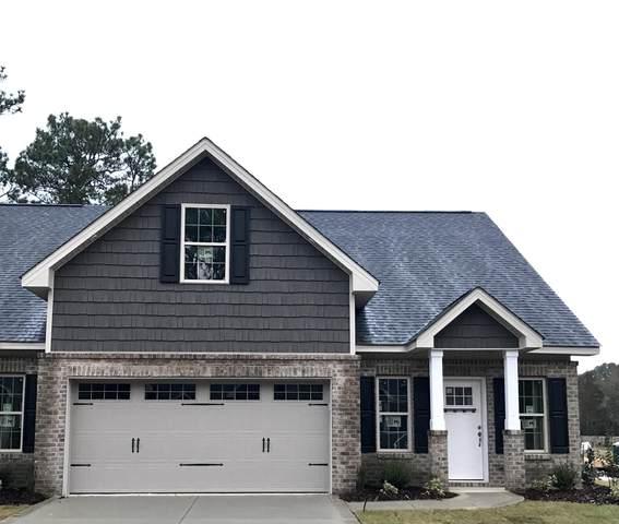 507 Niblick Circle, Pinehurst, NC 28374 (MLS #201423) :: Pinnock Real Estate & Relocation Services, Inc.