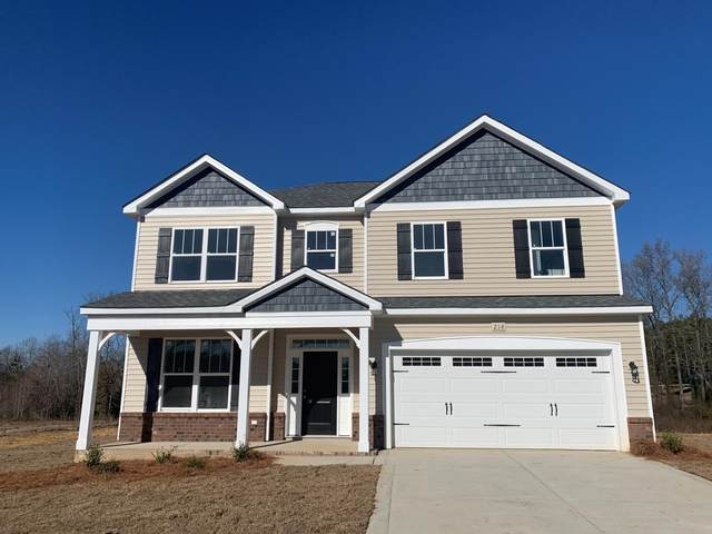 216 Forester Drive, Vass, NC 28394 (MLS #201589) :: Pines Sotheby's International Realty
