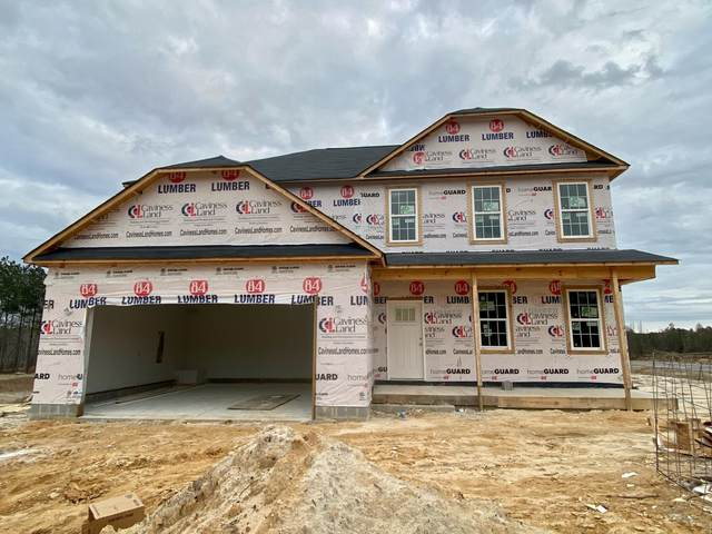 113 Sierra Drive, Cameron, NC 28326 (MLS #201735) :: On Point Realty