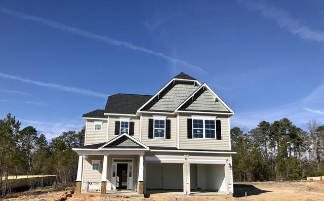 175 Enfield Drive, Carthage, NC 28327 (MLS #201844) :: Pines Sotheby's International Realty