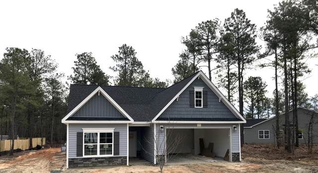 319 Pine Laurel Drive, Carthage, NC 28327 (MLS #202208) :: Pines Sotheby's International Realty