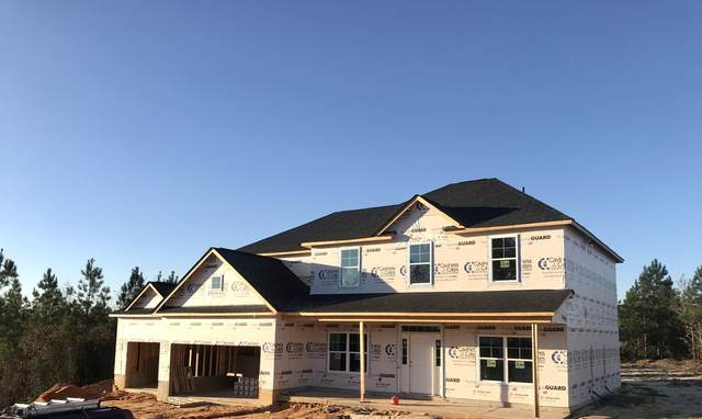 604 Ingleside Lane, Carthage, NC 28327 (MLS #202212) :: Pines Sotheby's International Realty
