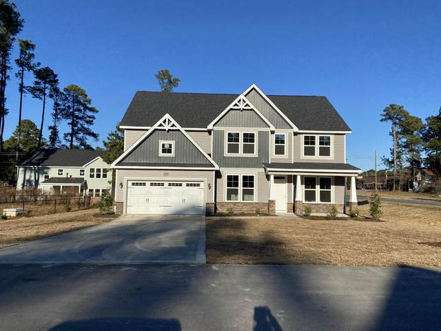 100 Marquita Court, Southern Pines, NC 28387 (MLS #202331) :: Pines Sotheby's International Realty