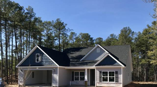 320 Pine Laurel Drive, Carthage, NC 28327 (MLS #202594) :: Pines Sotheby's International Realty