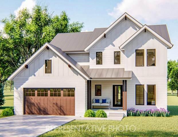 739 Elderberry Drive, Vass, NC 28394 (MLS #205715) :: Towering Pines Real Estate