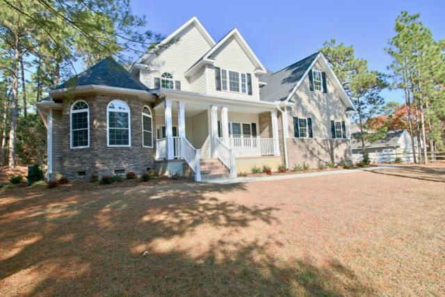 105 Woodcrest Road, Southern Pines, NC 28387 (MLS #182368) :: Weichert, Realtors - Town & Country