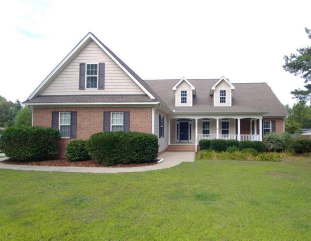 217 Magnolia Hill Drive, Carthage, NC 28327 (MLS #187777) :: Weichert, Realtors - Town & Country