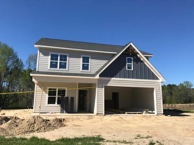 840 Warwick Lane, Carthage, NC 28327 (MLS #199174) :: Pinnock Real Estate & Relocation Services, Inc.