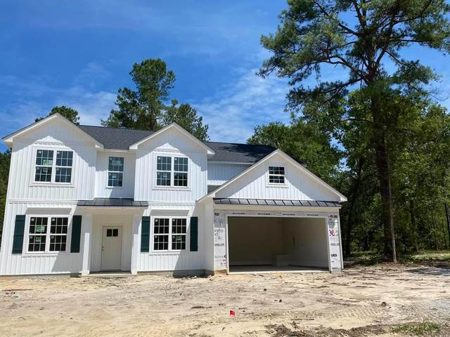 938 Winds Way, Aberdeen, NC 28315 (MLS #199474) :: Pinnock Real Estate & Relocation Services, Inc.