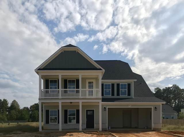 607 Planters Row, Whispering Pines, NC 28327 (MLS #200088) :: Pinnock Real Estate & Relocation Services, Inc.