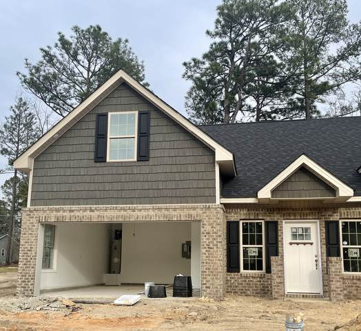 121 Lark Drive, Pinehurst, NC 28374 (MLS #201411) :: Towering Pines Real Estate