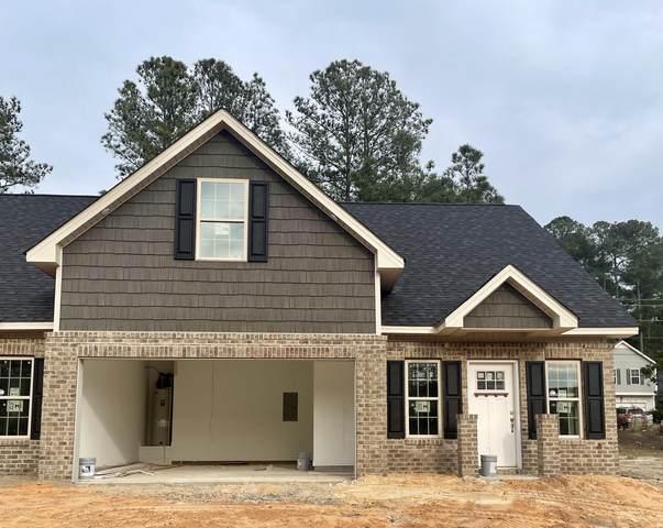 129 Lark Drive, Pinehurst, NC 28374 (MLS #201415) :: Towering Pines Real Estate