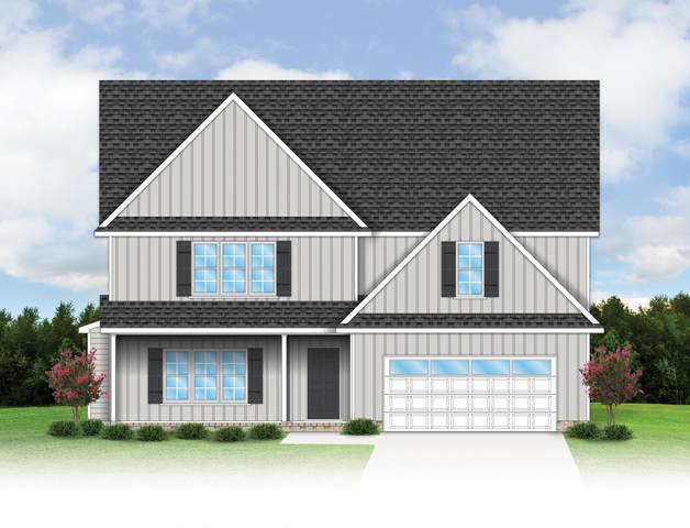 191 Yellow Jacket Trail, Cameron, NC 28326 (MLS #207124) :: Pines Sotheby's International Realty