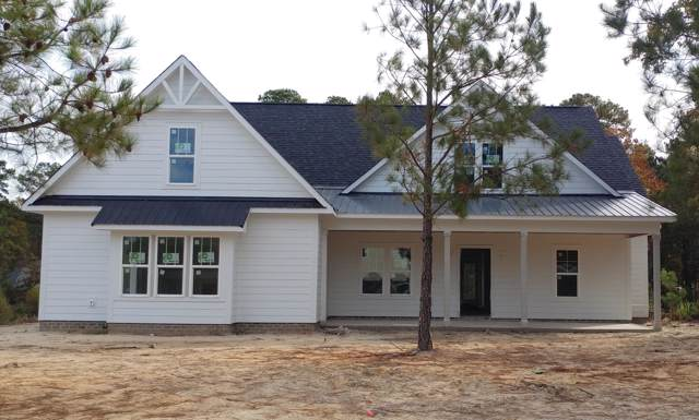 6 Vayland Court, Whispering Pines, NC 28327 (MLS #196051) :: Pinnock Real Estate & Relocation Services, Inc.