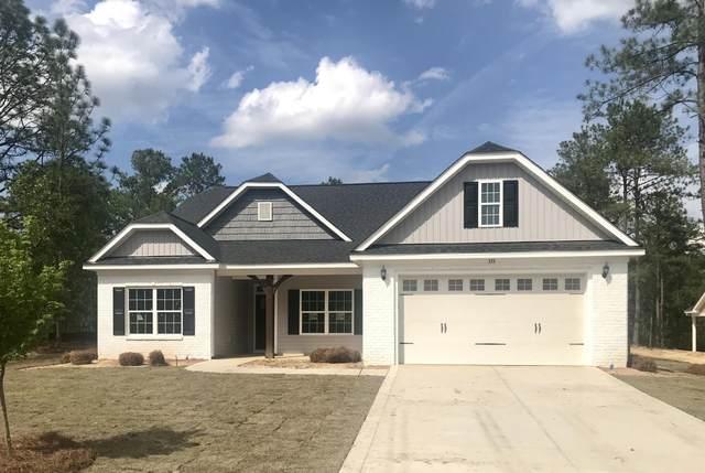 333 Pine Laurel Drive, Carthage, NC 28327 (MLS #198301) :: Pinnock Real Estate & Relocation Services, Inc.