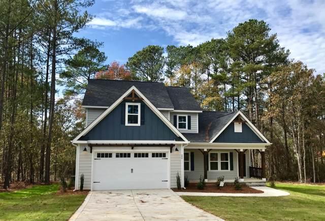334 Bibey Road, Carthage, NC 28327 (MLS #195231) :: Pinnock Real Estate & Relocation Services, Inc.