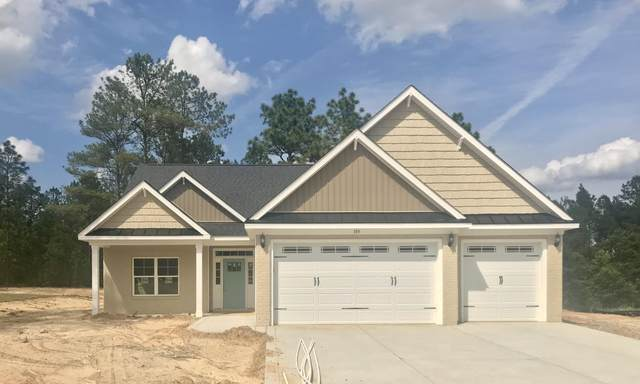 339 Pine Laurel Drive, Carthage, NC 28327 (MLS #198302) :: Pinnock Real Estate & Relocation Services, Inc.