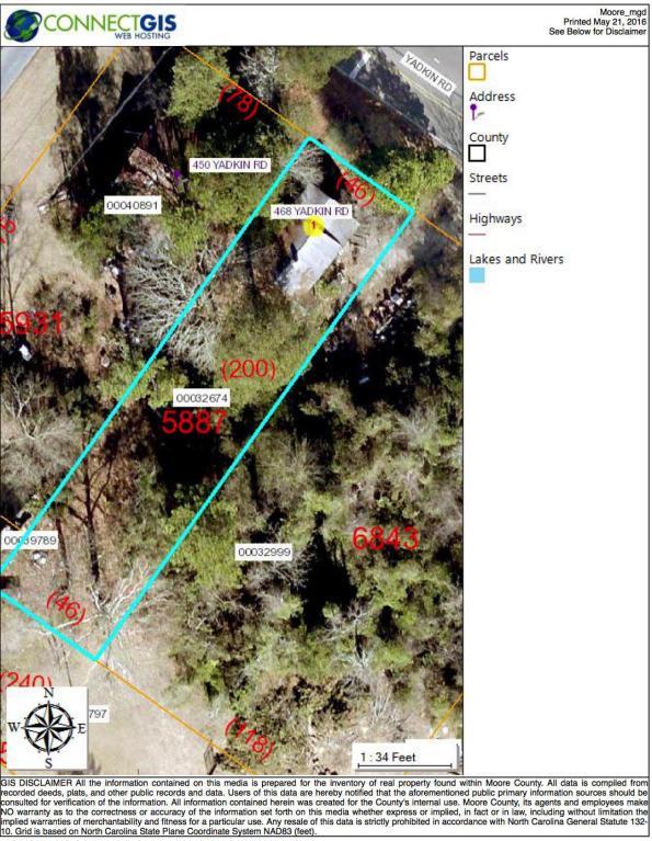468 Yadkin Road, Southern Pines, NC 28387 (MLS #175961) :: Weichert, Realtors - Town & Country