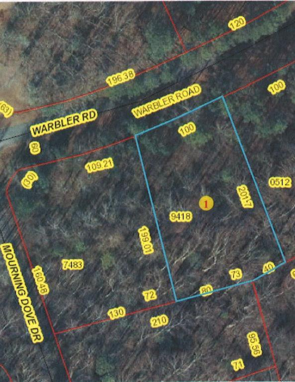 0 Warbler Road, Sanford, NC 27332 (MLS #181271) :: Weichert, Realtors - Town & Country