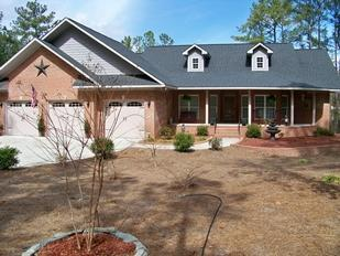719 Mimosa Drive, Vass, NC 28394 (MLS #182589) :: Pinnock Real Estate & Relocation Services, Inc.
