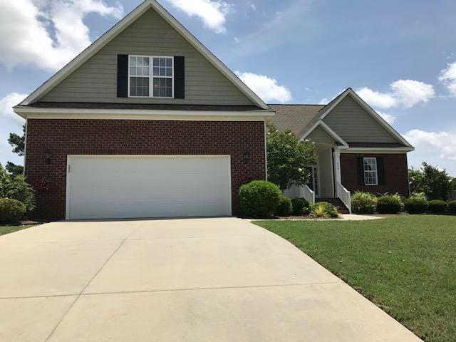 116 Cross Pointe Lane, Aberdeen, NC 28315 (MLS #182817) :: Pinnock Real Estate & Relocation Services, Inc.