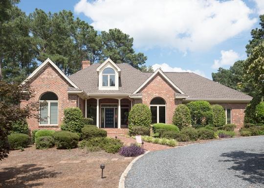 27 Mcmichael Drive, Pinehurst, NC 28374 (MLS #183451) :: Pinnock Real Estate & Relocation Services, Inc.