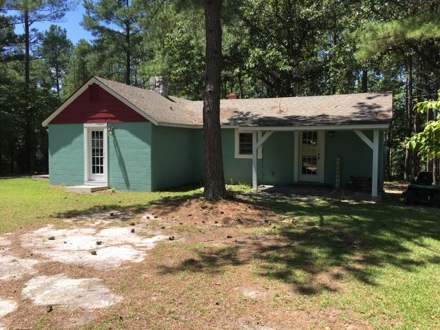287 Candy Road, Jackson Springs, NC 27281 (MLS #183711) :: Pinnock Real Estate & Relocation Services, Inc.
