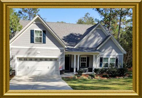 14 Country Club Boulevard, Whispering Pines, NC 28327 (MLS #184787) :: Pinnock Real Estate & Relocation Services, Inc.