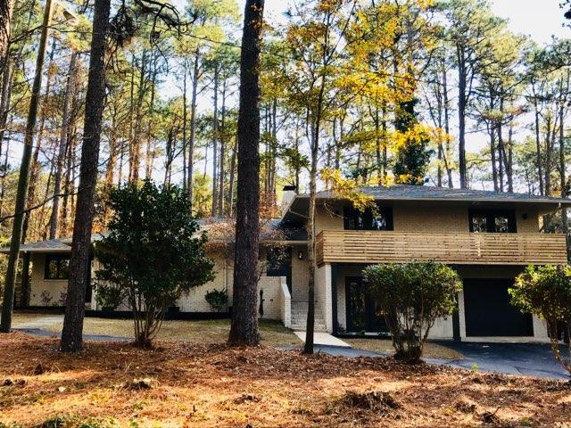 185 Little Road, Southern Pines, NC 28387 (MLS #185520) :: Weichert, Realtors - Town & Country
