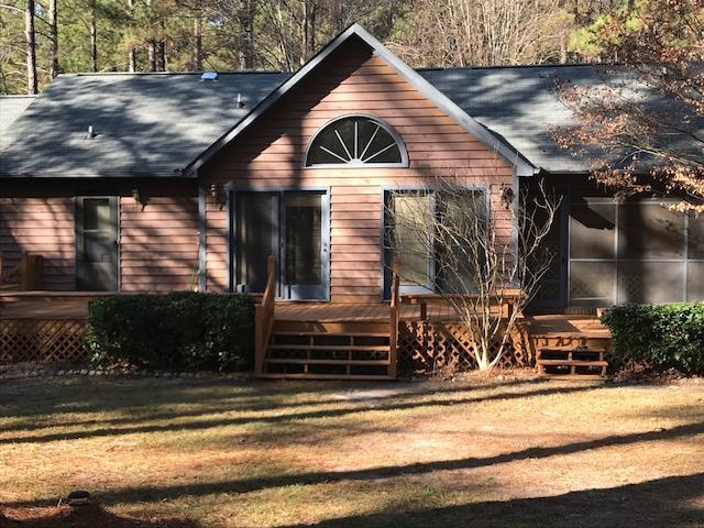 30501 E Lake Drive, Wagram, NC 28396 (MLS #185635) :: Weichert, Realtors - Town & Country