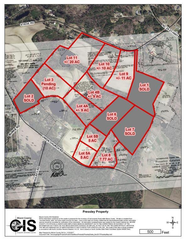 915 Union Church Road, Carthage, NC 28327 (MLS #185717) :: Weichert, Realtors - Town & Country