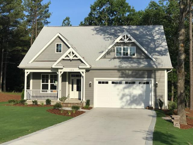 125 Bree Court, Aberdeen, NC 28315 (MLS #185784) :: Weichert, Realtors - Town & Country