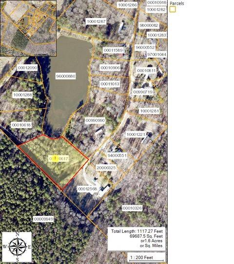 Lot 23 Pond View Drive, Carthage, NC 28327 (MLS #185819) :: Weichert, Realtors - Town & Country